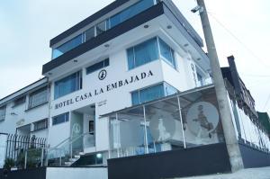 Богота - Hotel Casa Embajada