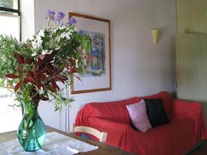 Podere Il Sodo, Апартаменты  Таварнелле-Валь-ди-Пеза - big - 14