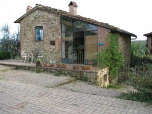 Podere Il Sodo, Апартаменты  Таварнелле-Валь-ди-Пеза - big - 3