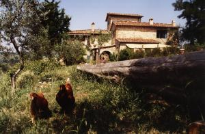 Podere Il Sodo, Апартаменты  Таварнелле-Валь-ди-Пеза - big - 22