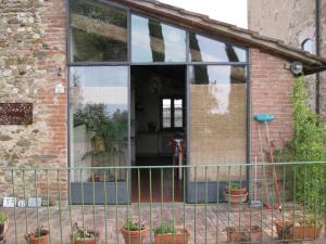 Podere Il Sodo, Apartmány  Tavarnelle in Val di Pesa - big - 11