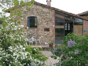 Podere Il Sodo, Апартаменты  Таварнелле-Валь-ди-Пеза - big - 16