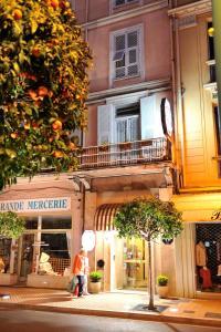 Hôtel Richelieu, Hotel  Mentone - big - 14
