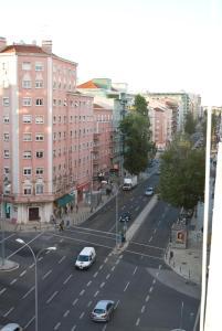 Rent4Rest Lisbon Family & Friends apartment in Roma Avenue
