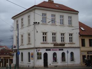 Apartmány Pod veží