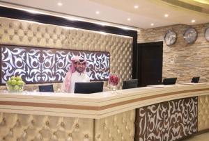 Sanam Hotel Suites - Riyadh, Апарт-отели  Эр-Рияд - big - 9
