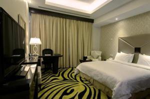 Sanam Hotel Suites - Riyadh, Апарт-отели  Эр-Рияд - big - 5