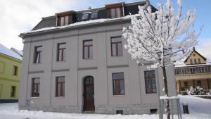Apartmány Plešivec