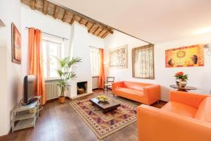 Great Luxury Penthouse Trastevere