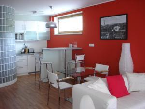 Apartmán Anežka - Apartment - Luhačovice