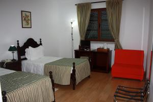 Hotel Montemor, Отели  Монтемор-у-Нову - big - 9