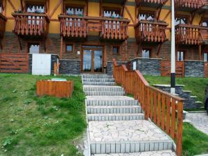 Apartmán Vysoké Tatry, Ferienwohnungen  Veľká Lomnica - big - 22