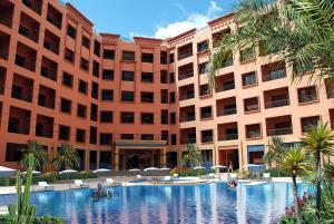 شقق موكادور المنزه الفندقية بخدمة ذاتية (Mogador Menzah Appart Hôtel)