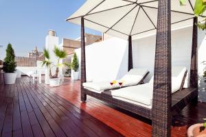 (Panoramic Suite Luxury Center - Plaza Cataluña)