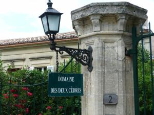 Domaine des Deux Cèdres