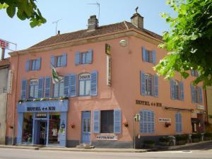 Hotel du Donjon - Champlitte-et-le-Prélot