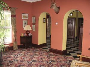 Ирвайнстаун - Necarne Manor