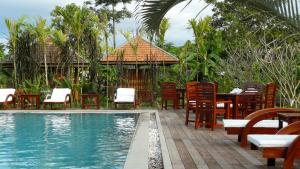 Terres Rouges Lodge, Hotely  Banlung - big - 72