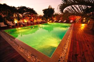 Terres Rouges Lodge, Hotely  Banlung - big - 66