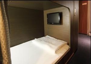 Nikoh Refre, Hotel a capsule  Sapporo - big - 4