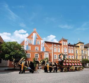 艾丁格啤酒廠酒店 (Hotel zum Erdinger Weissbräu)
