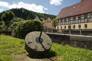 Hotel Garni Grundmühle