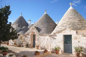 Trulli Gallo Rosso, Bed and breakfasts  Noci - big - 25