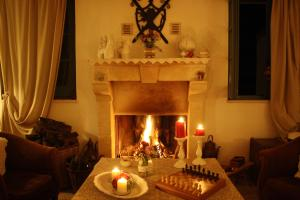 Trulli Gallo Rosso, Bed and breakfasts  Noci - big - 31