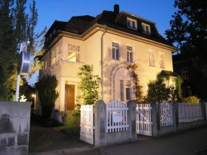 Дрезден - Hotel Villa Constantia