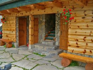 Penzion a drevenica pri Hati, Pensionen  Terchová - big - 38