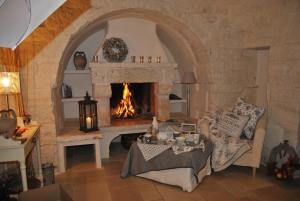 Trulli Gallo Rosso, Bed and breakfasts  Noci - big - 6