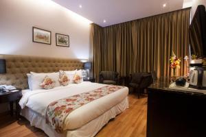 Hotel Athena, Отели  Нью-Дели - big - 6
