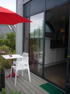 Le Val de l'Eraudière, Ferienwohnungen  Nantes - big - 15
