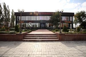 Гостиница Сталинград, Волгоград