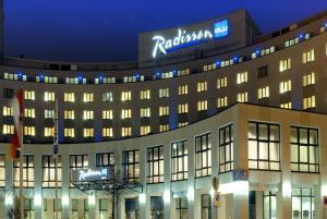 Radisson Blu Hotel Cottbus, Szállodák  Cottbus - big - 19