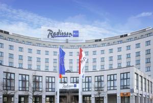Radisson Blu Hotel Cottbus, Szállodák  Cottbus - big - 11