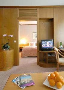 Radisson Blu Hotel Cottbus, Szállodák  Cottbus - big - 10