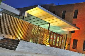 Residencia Universitaria Giner de Los Ríos, Хостелы  Алькала-де-Энарес - big - 33