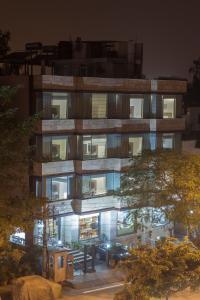 Hotel Athena, Отели  Нью-Дели - big - 10