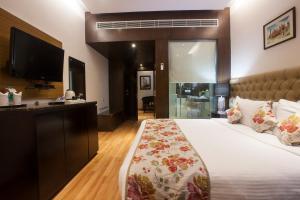 Hotel Athena, Отели  Нью-Дели - big - 5
