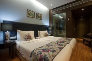 Hotel Athena, Отели  Нью-Дели - big - 21