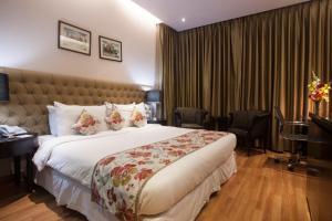 Hotel Athena, Отели  Нью-Дели - big - 3