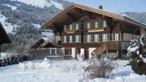 Chalet-Hotel Alpenblick Wildstrubel