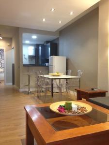 AB Apartamentos H2O, Ferienwohnungen  Málaga - big - 6