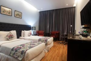 Hotel Athena, Отели  Нью-Дели - big - 8