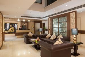 Hotel Athena, Отели  Нью-Дели - big - 19