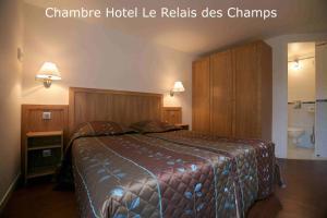 Hotel Le Relais des Champs, Hotely  Eugénie-les-Bains - big - 3
