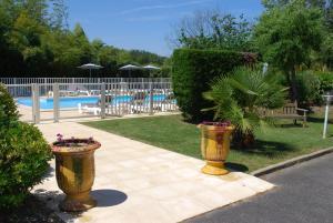 Hotel Le Relais des Champs, Hotely  Eugénie-les-Bains - big - 13