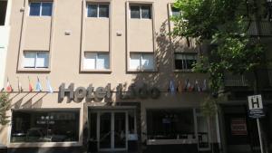 Hotel Lido, Hotely  Mar del Plata - big - 82