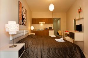 Axos, Hotely  Platanes - big - 2